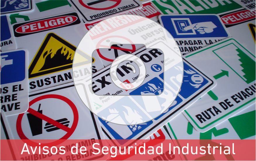 Avisos de Seguridad Industrial