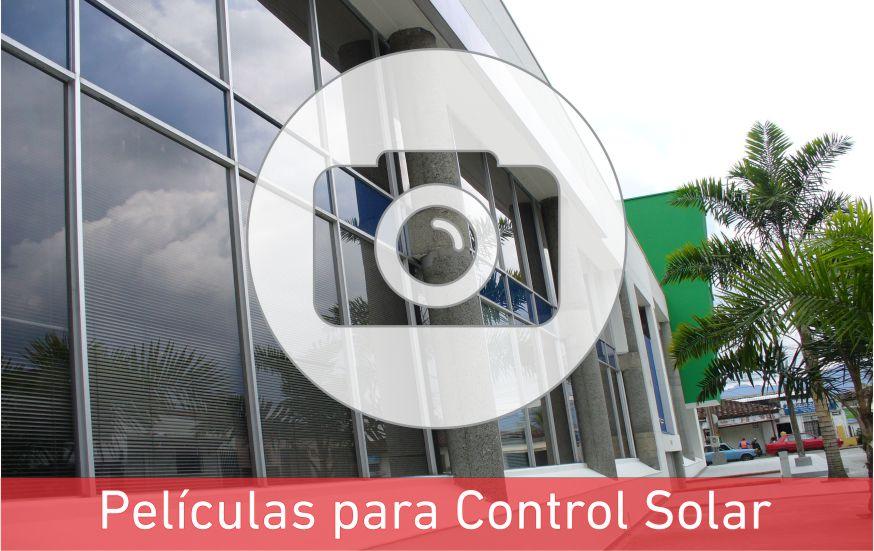 Peliculas para Control Solar